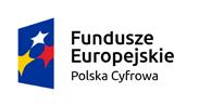 Logo Fundusze Europejskie Polska Cyfrowa